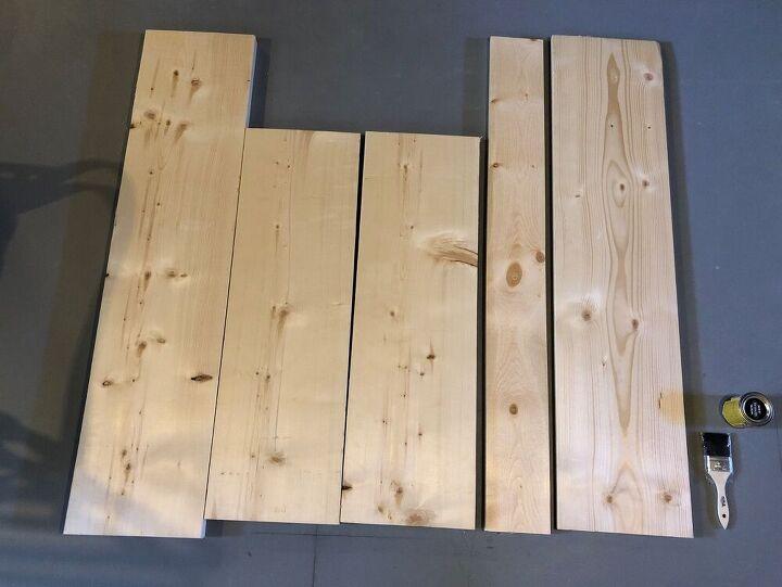 easy entryway table
