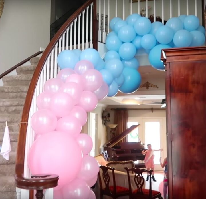 s 14 belles idées pour décorer pour toutes les fêtes, faites des décorations de ballons de fête en forme d'arc Pe
