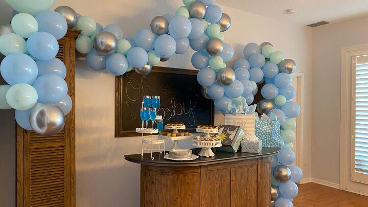 s 14 belles idées pour décorer pour n'importe quelle fête, Amazing Balloon Arch