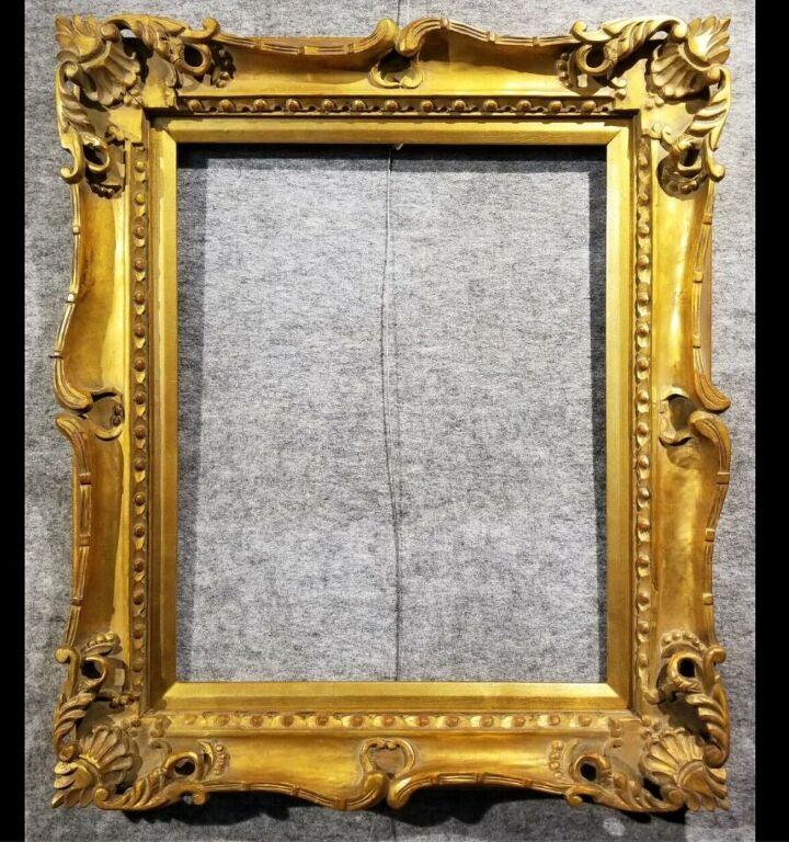 q gold paint