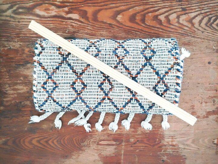 easy fabric wall decor