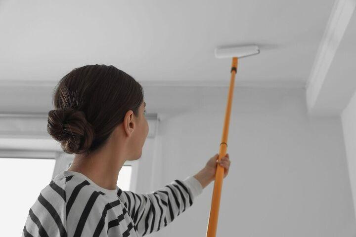 how to paint a ceiling, how to paint a ceiling