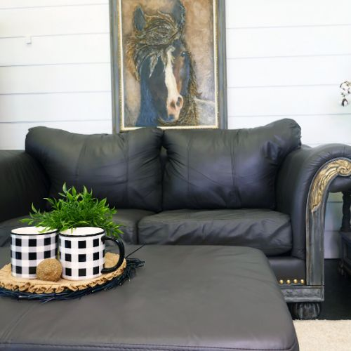s 12 furniture makeover techniques to match your personal style, Painting