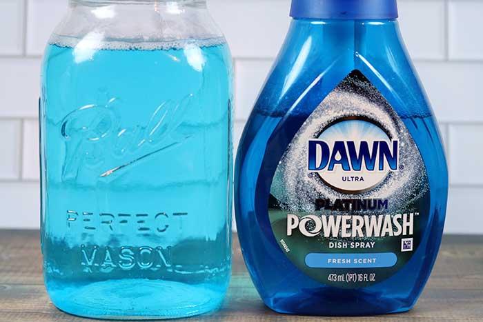 how to make diy dawn powerwash refill