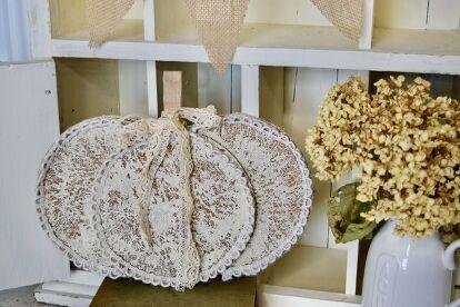 Coconut Liner Pumpkin