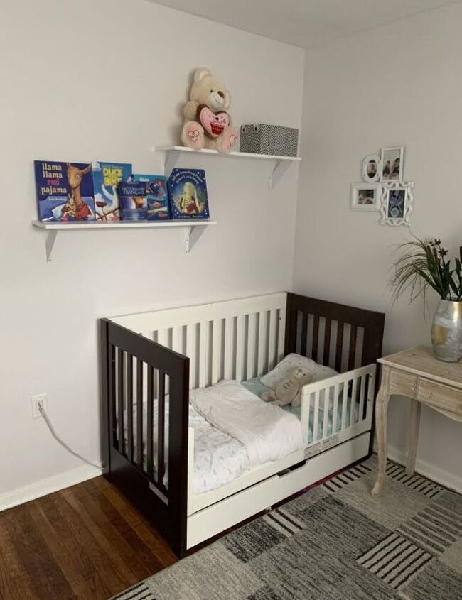 crib flip bed instead