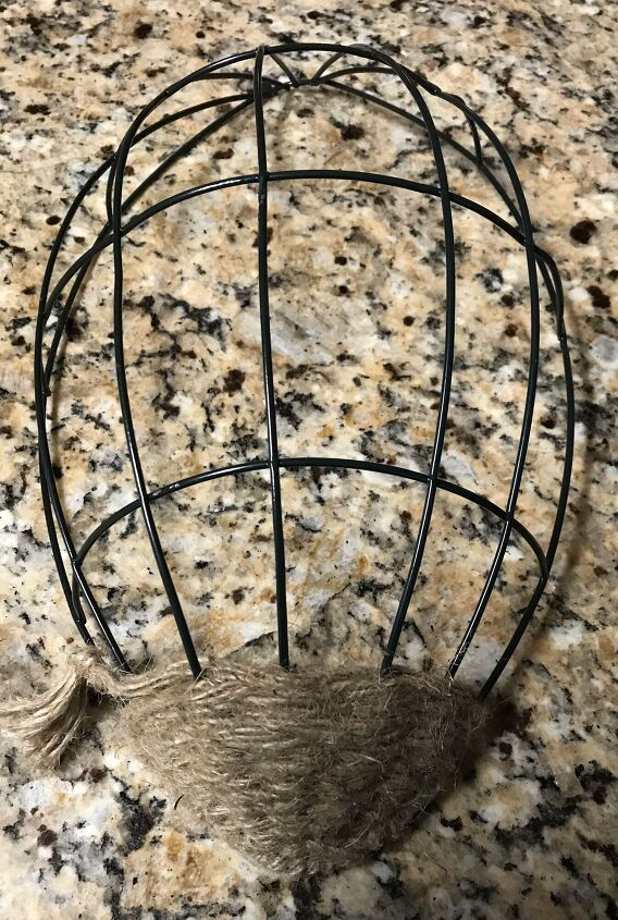 dollar tree jute rope wreath 4 0 football shaped wreath finally