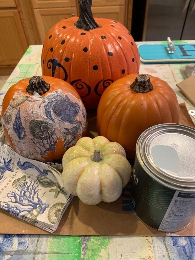 easy peasy pumpkin pleasy, Collection of pumpkins