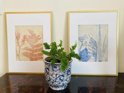 Instant Botanical Prints