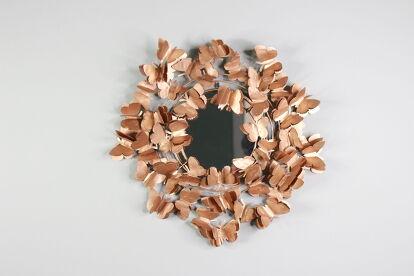 Designer Butterfly Mirror