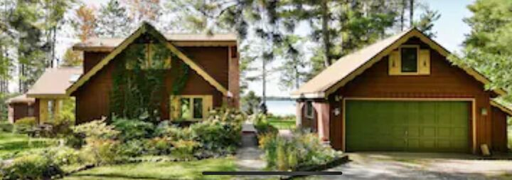 q help with cabin exterior paint colors please