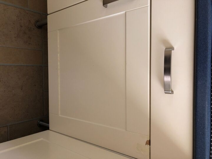 q ikea cabinet repair help