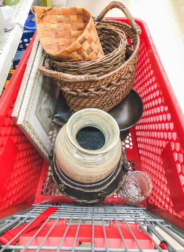 pottery barn dupe vase
