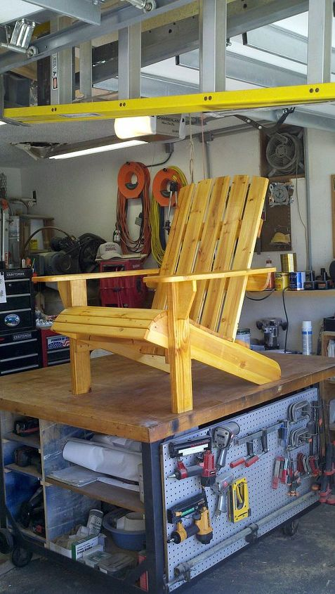 Adirondacks chair