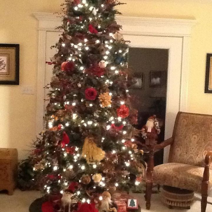 this tree is for the birds, seasonal holiday d cor