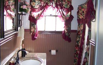 Bathroom Makeover Turned Into Major Bathroom Remodel