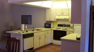 q want to paint my kitchen countertops to look like stone travertine or limestone any, countertops, kitchen design, painting, This is the before look of my kitchen hated it