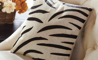 easy diy no sew pillows out of place mats, crafts, home decor, living room ideas, PotteryBarn Inspiration Pillow