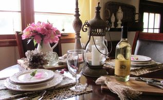 pallets and peonies tablescape, home decor, pallet, repurposing upcycling, woodworking projects