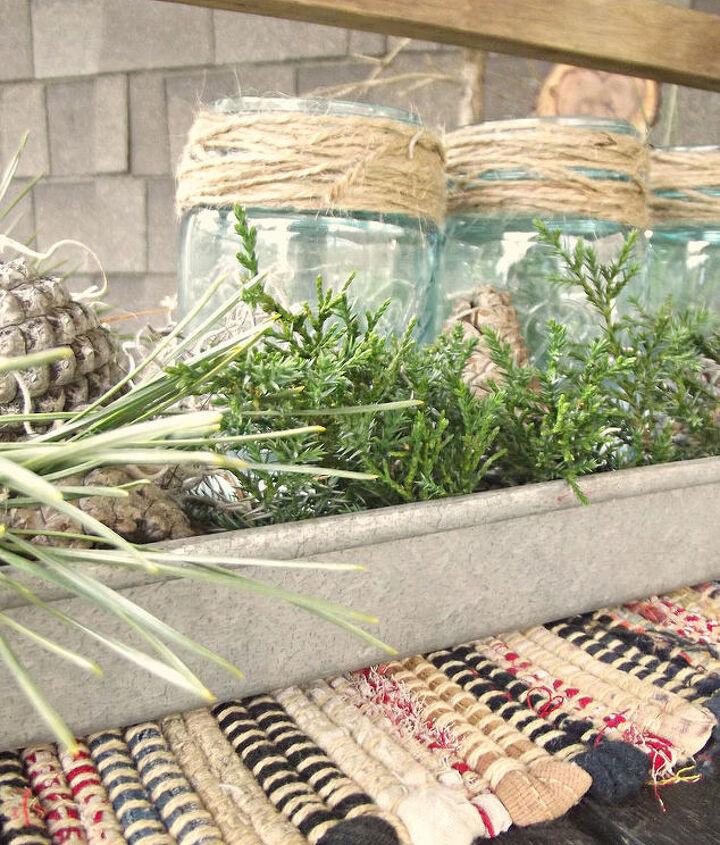 decorating with jars, gardening