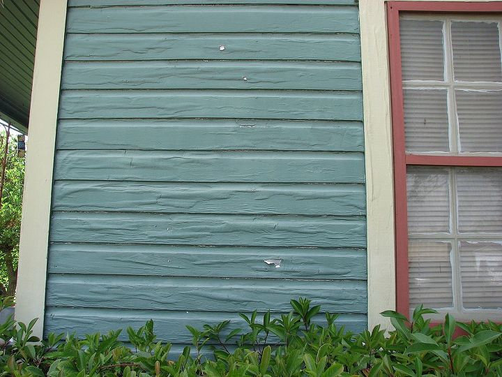 q what to use to strip paint off exterior of house, curb appeal, painting, Paint Blistering