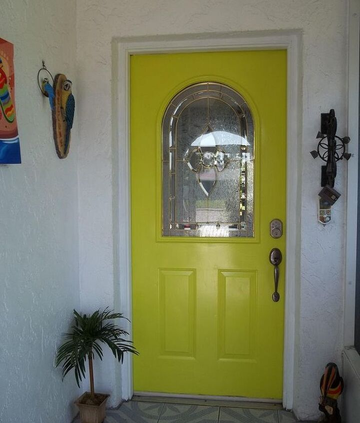 my new entry, foyer, windows