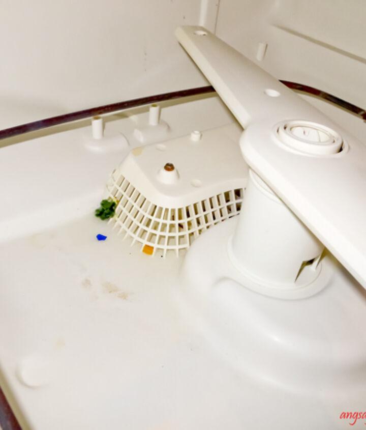 Remove debris around filter and remove filter cover.