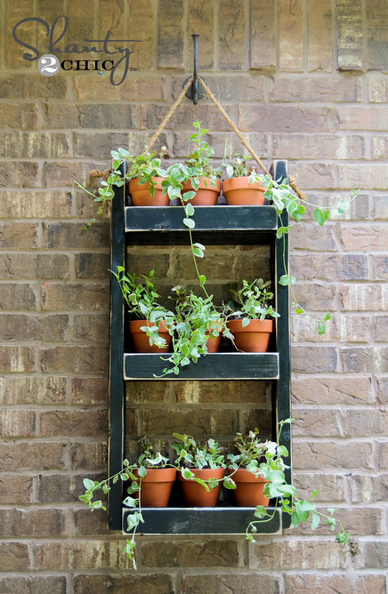 Outdoor Wall Hanging Planters Outdoor wall planter diy outdoor designs hanging garden planter hometalk workwithnaturefo