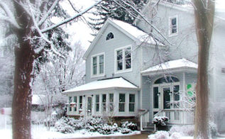 end of summer home maintenance what to do before it s cold, heating cooling, home maintenance repairs, Winter is beautiful But it can be tough on your home and your bills There are many things that should be checked or completed before the weather turns cold