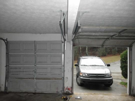 doors have to change anyways..