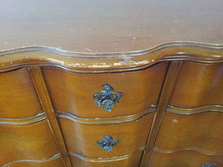 Gorgeous Before and After: Refinished Dresser | Hometalk