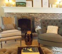 diy chair reupholstered, painted furniture, reupholster