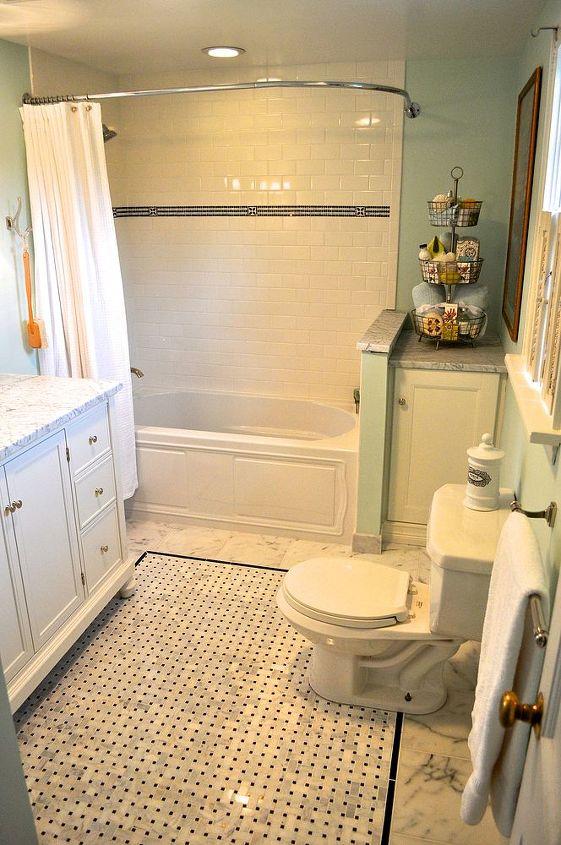 Create Your Own Bathroom Rug In Stone Gl Or Marble Ideas Flooring Vintage Style