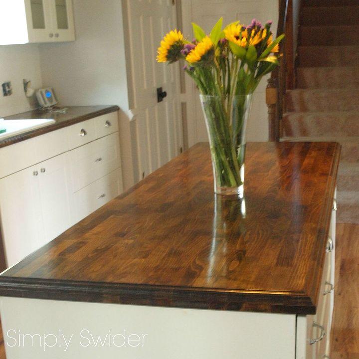 Solid Wood Vs Butcher Block Kitchen Table