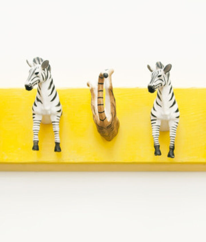 make a diy animal coat rack, cleaning tips, organizing, woodworking projects