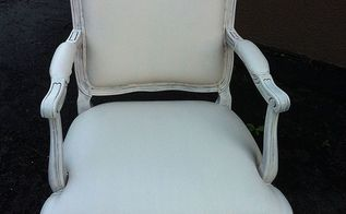 1990 s chairs to light and bright with tulip fabric paint, chalk paint, painted furniture