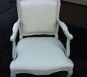 1990 S Chairs To Light And Bright With Tulip Fabric Paint, Chalk Paint,  Painted Amber
