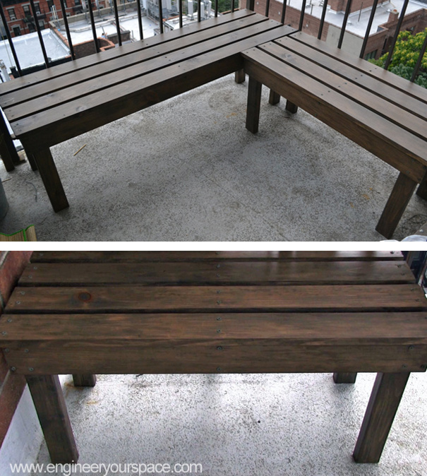 diy outdoor benches hometalk