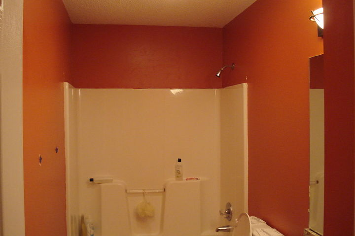 painting bathroom, bathroom ideas, painting