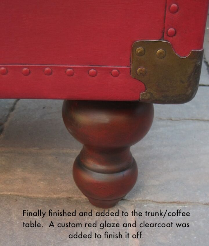 The Dog Chewed The Wooden Furniture Leg Despair And Repair Hometalk