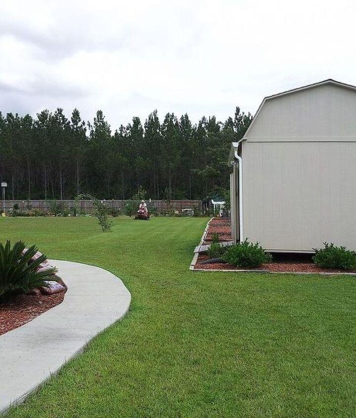 our garden, gardening, landscape, outdoor living