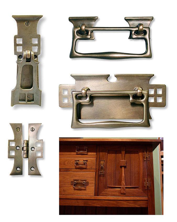 C. R. Mackintosh hardware