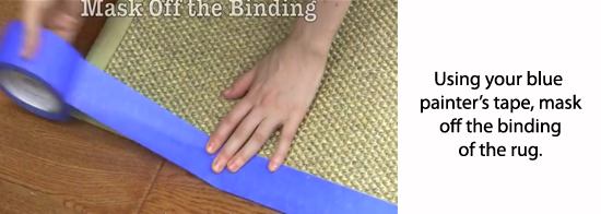 learn how to stencil a sisel rug using a shihibo stencil, flooring, painting