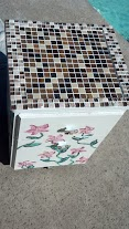 upcycling old file cabinet, painted furniture, repurposing upcycling