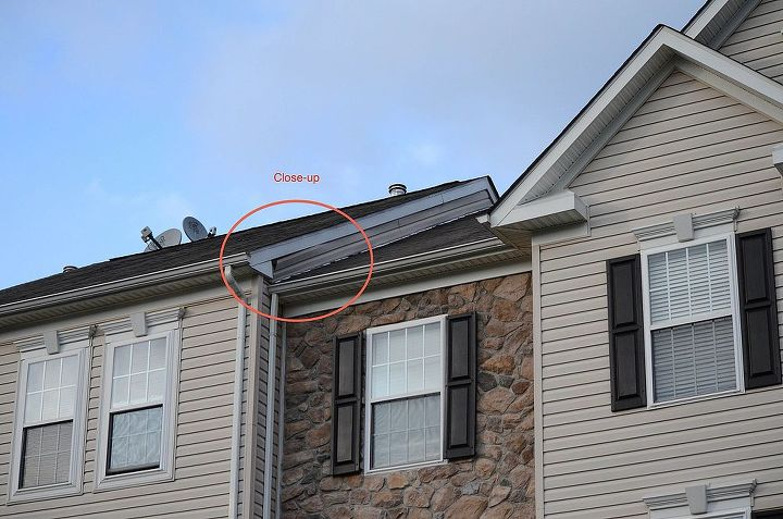 q seeking advice improper installation of vinyl siding, home maintenance repairs, roofing