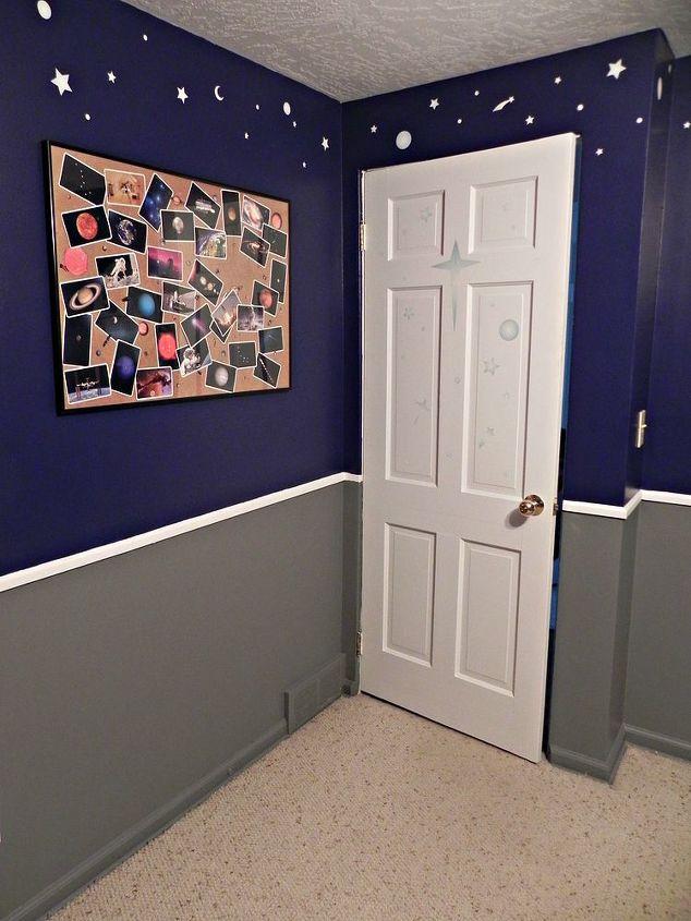 Easy space decor