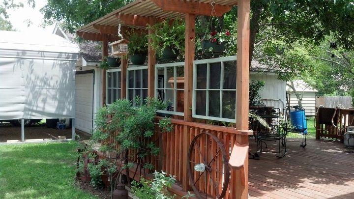 deck windows, decks, outdoor living, windows