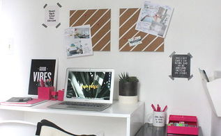 home office makeover, craft rooms, home decor, home office