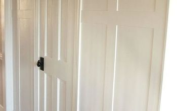 Board and Batten Wainscoting Tutorial