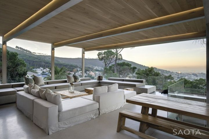 glen 2961 house in cape town by saota and three 14 architects, architecture, home decor, outdoor living, pool designs